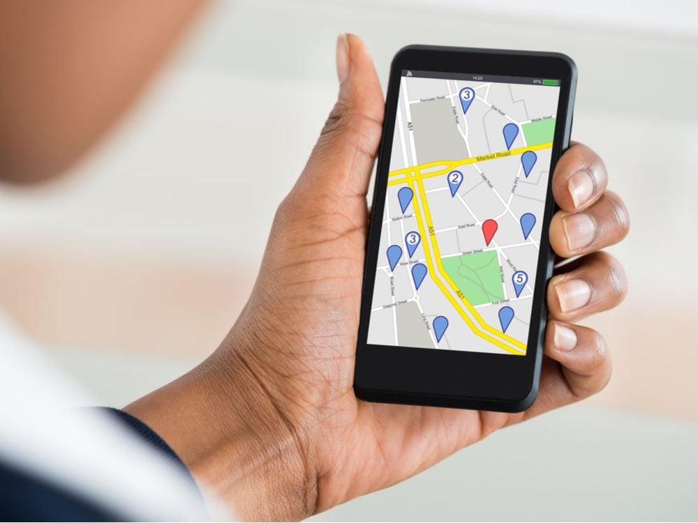 13 things paramedic phone GPS