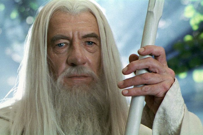 The Lord Of The Rings: The Two Towers, Ian Mckellen, Gandalf (Character)