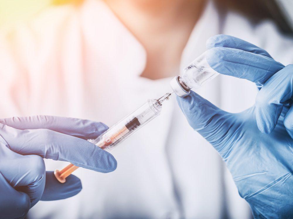 40 things doctors vaccines