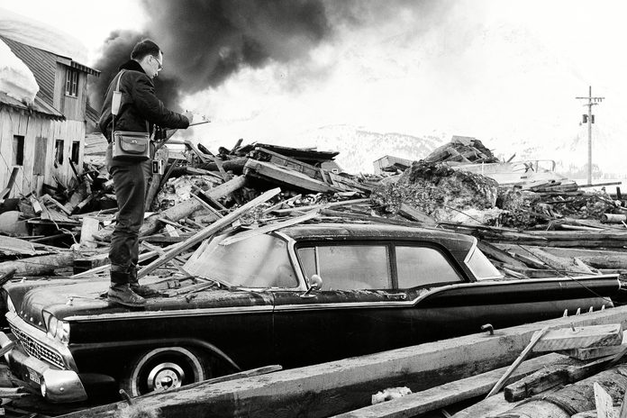 Great Alaska Earthquake, Valdez