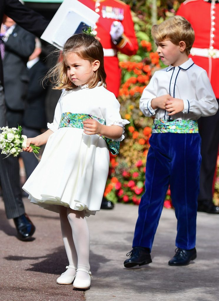 The wedding of Princess Eugenie and Jack Brooksbank, Departures, Windsor, Berkshire, UK - 12 Oct 2018