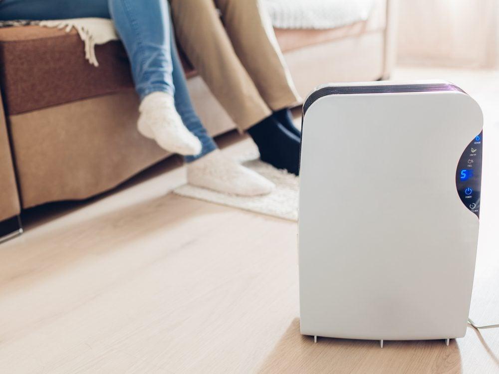 NFWM air purifier