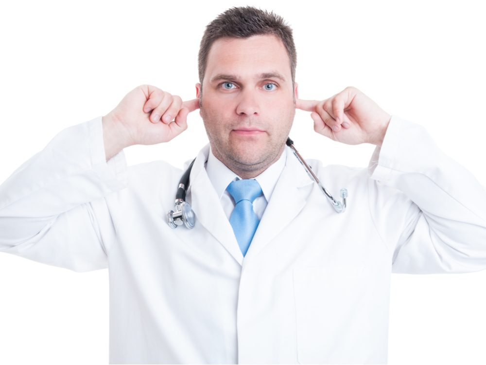 NFWM doctor not listening
