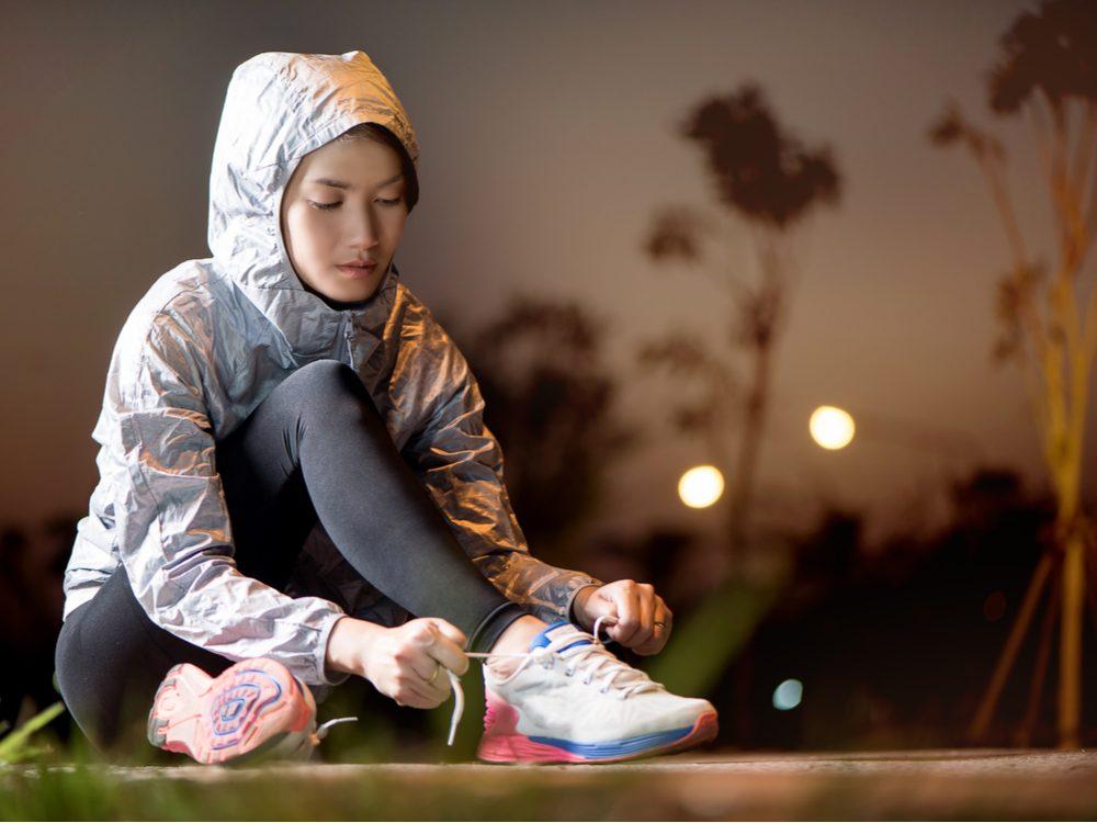 NFWM evening exercise