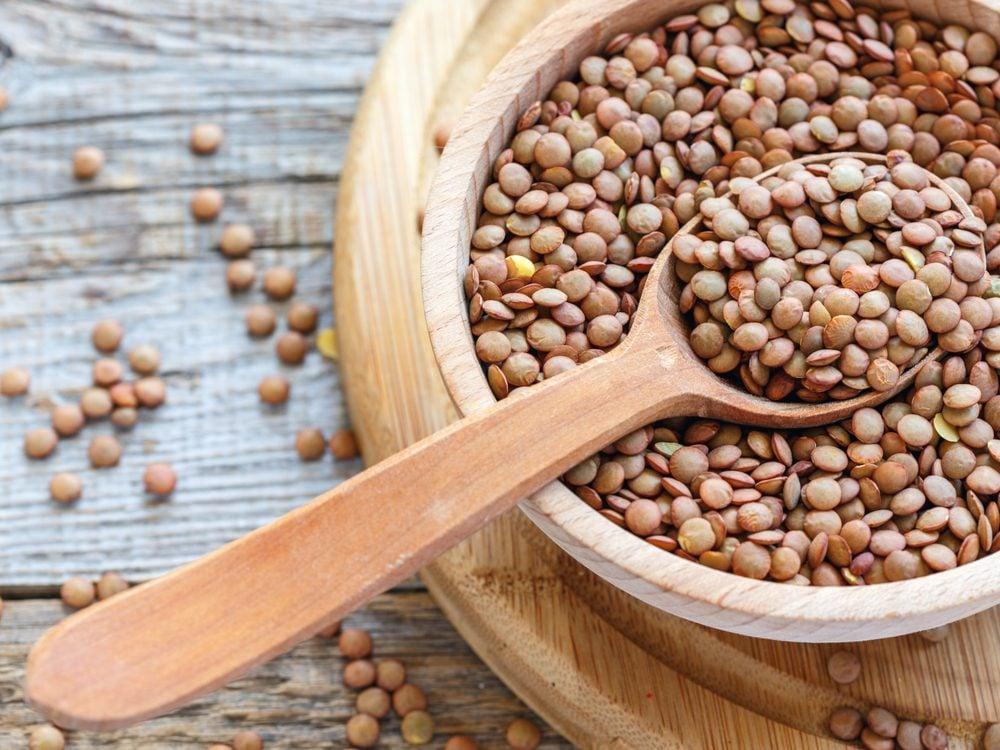 NFWM lentils