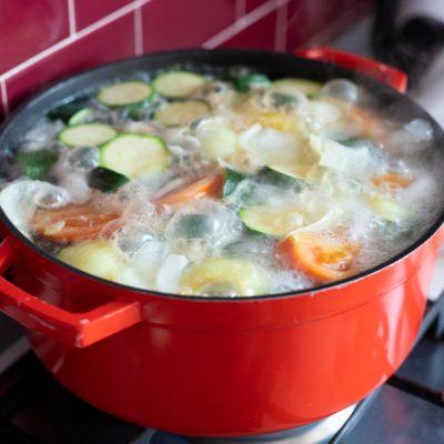bad cooking boiling veggies