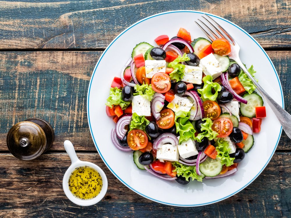 bad cooking habits salad