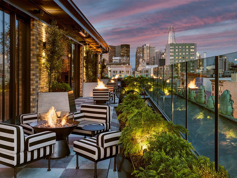 Best places to eat in San Francisco - Charmaine's, Proper Hotel