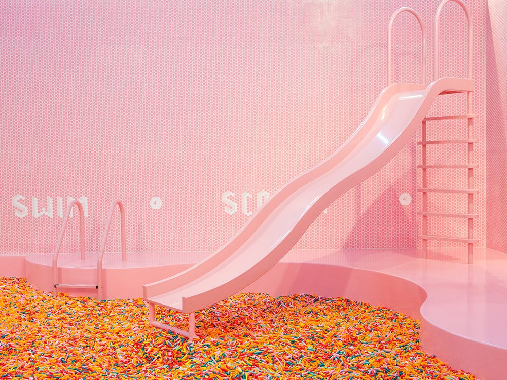 Best places to eat in San Francisco - Museum of Ice Cream