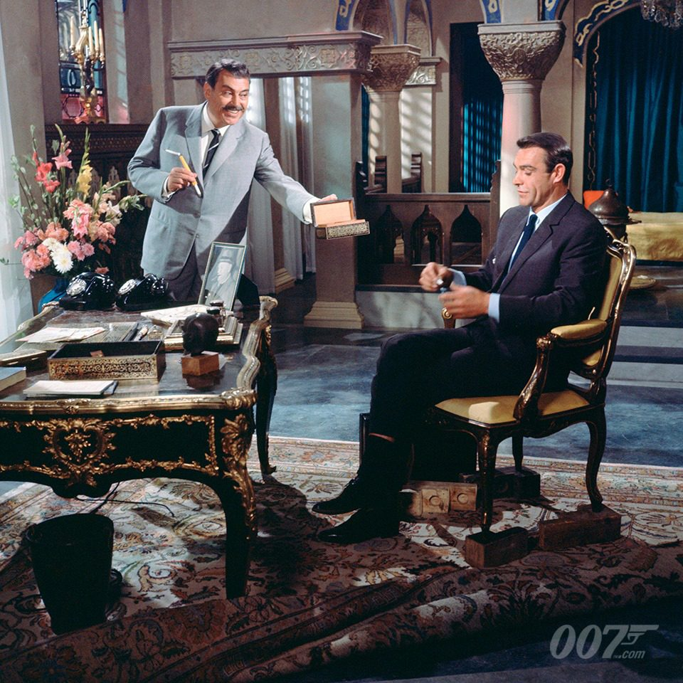 Every James Bond movie ranked - From Russia With Love