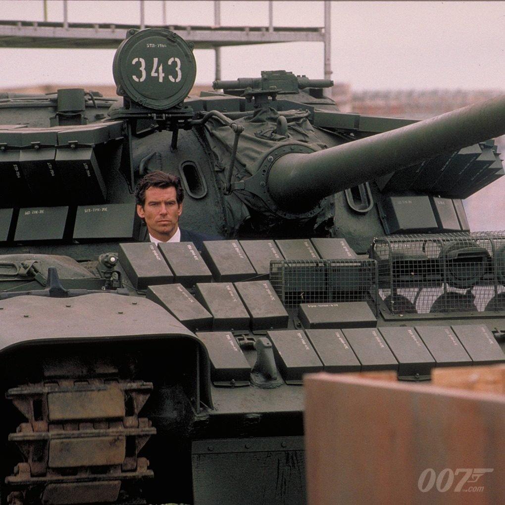 Every James Bond movie ranked - Goldeneye