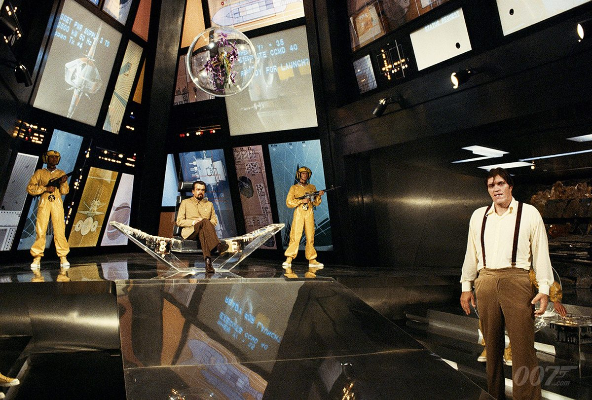 Every James Bond movie ranked - Moonraker