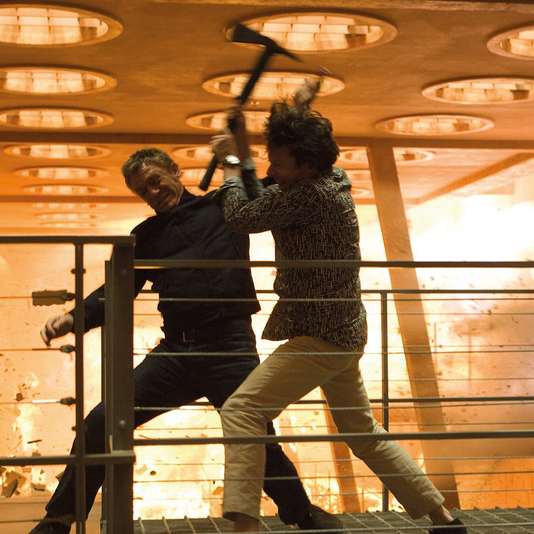 Every James Bond movie ranked - Quantum of Solace