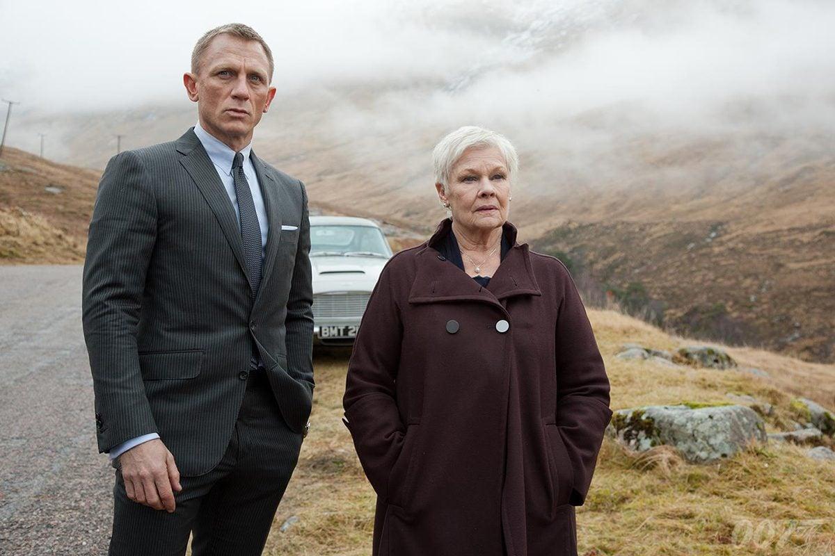 Every James Bond movie ranked - Skyfall