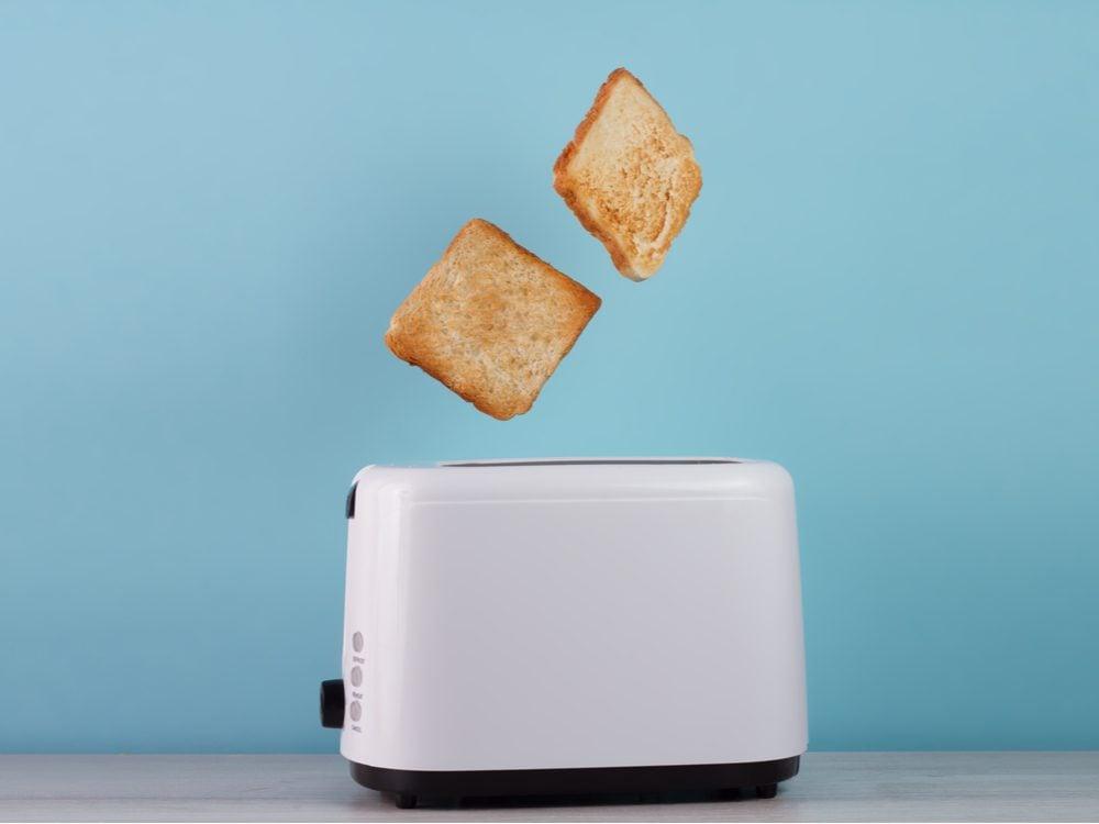 food tweets toast