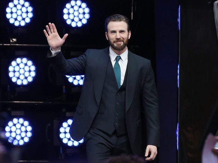 Funny technology tweets - Chris Evans actor