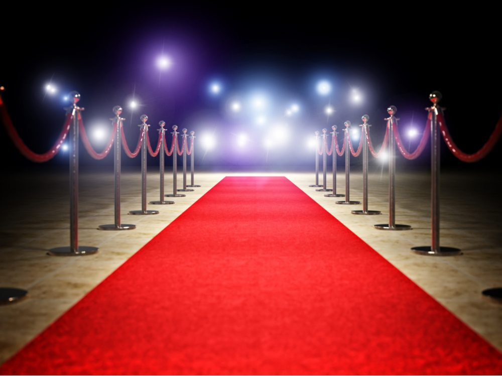 funny tweets red carpet
