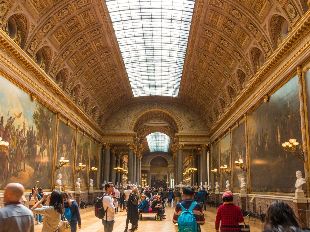 Museum in Versailles