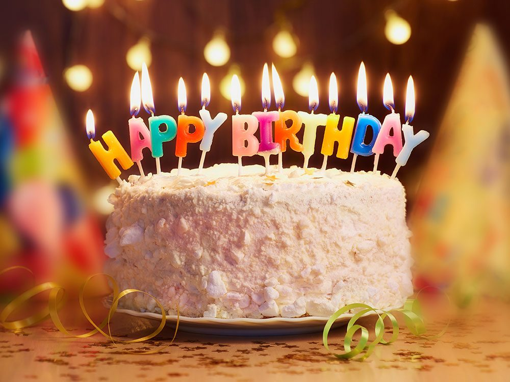 "13 Fascinating Facts About the ""Happy Birthday"" Song 
