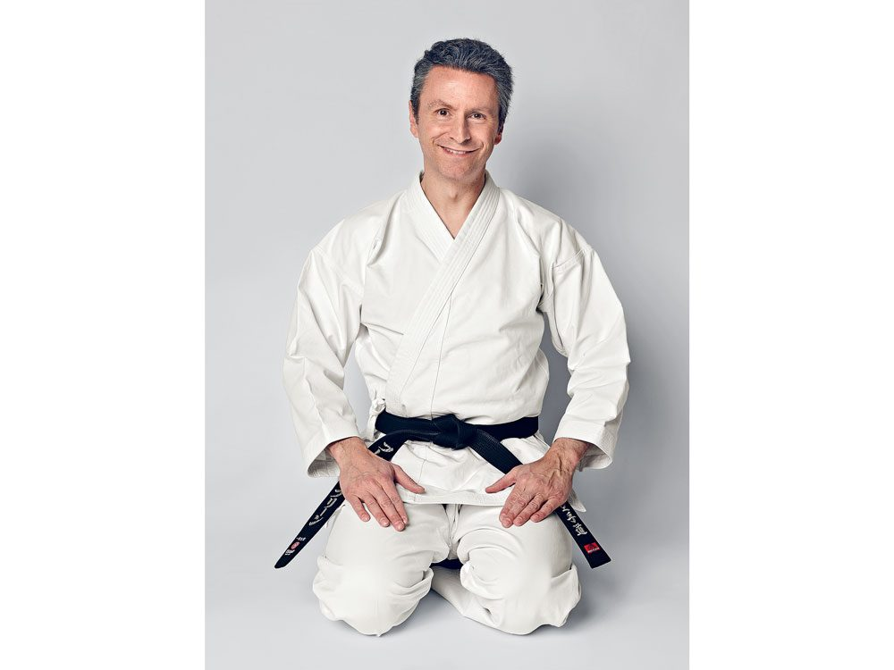 martial arts accessible magazine image