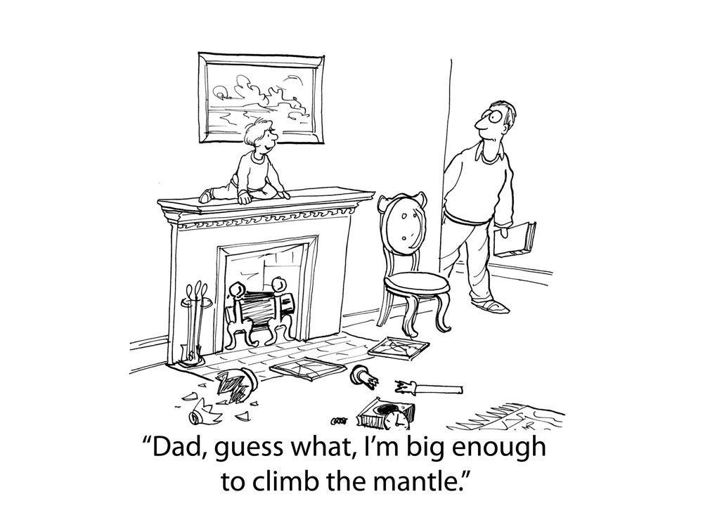 kids jokes climbing