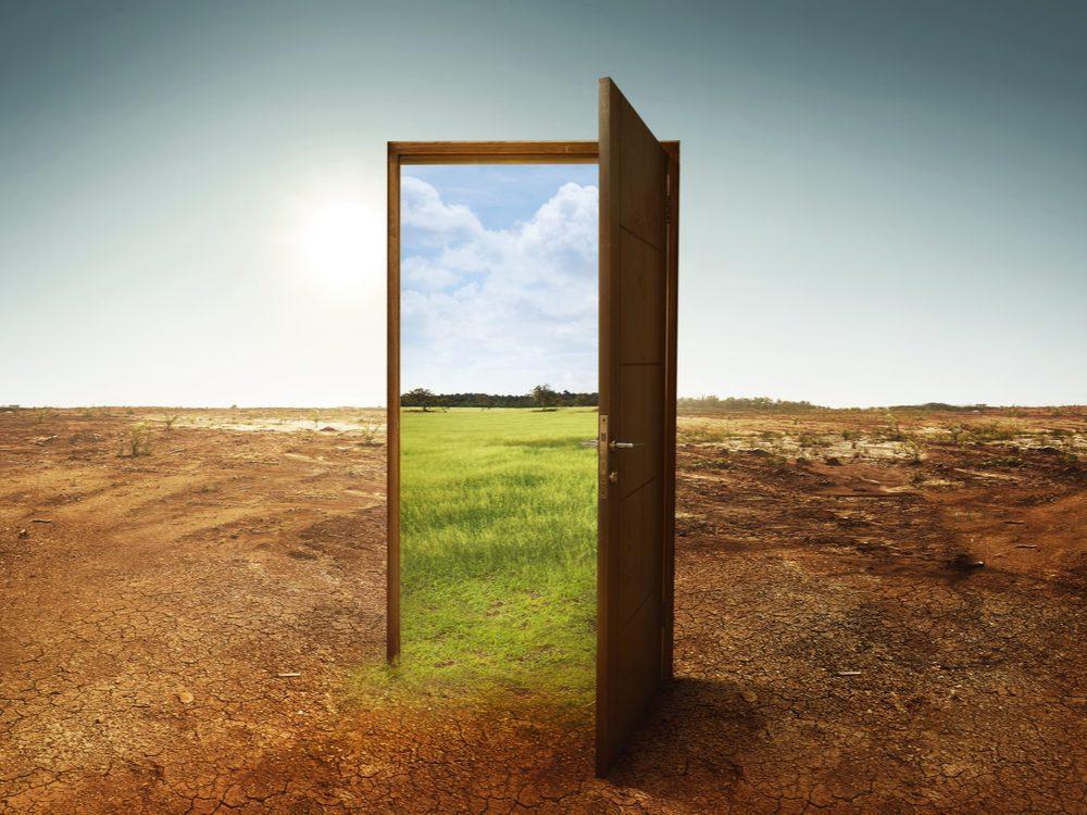 last words door