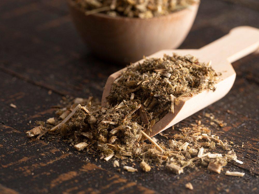 Home remedies - Horehound tea