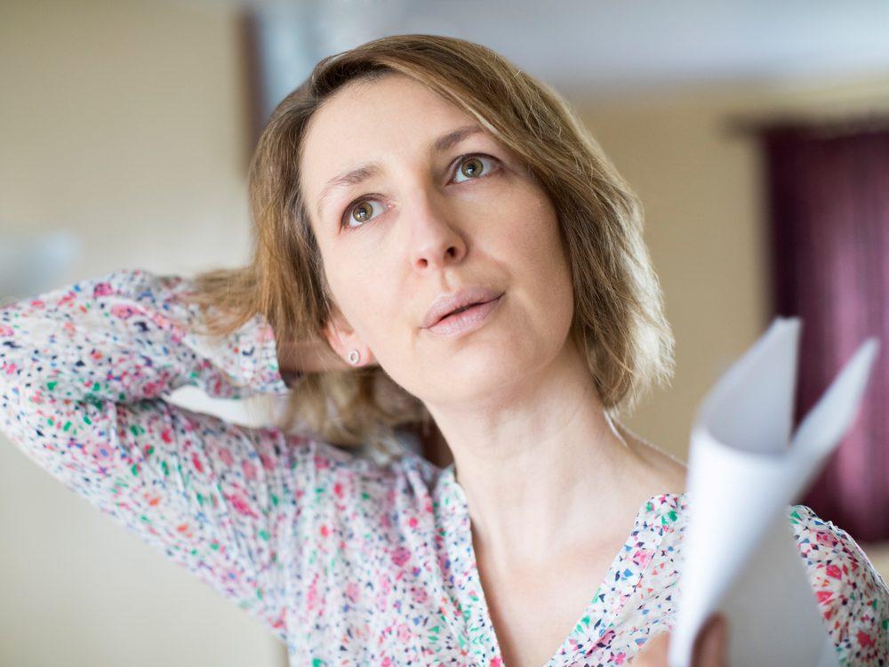 Home remedies - Menopausal symptoms