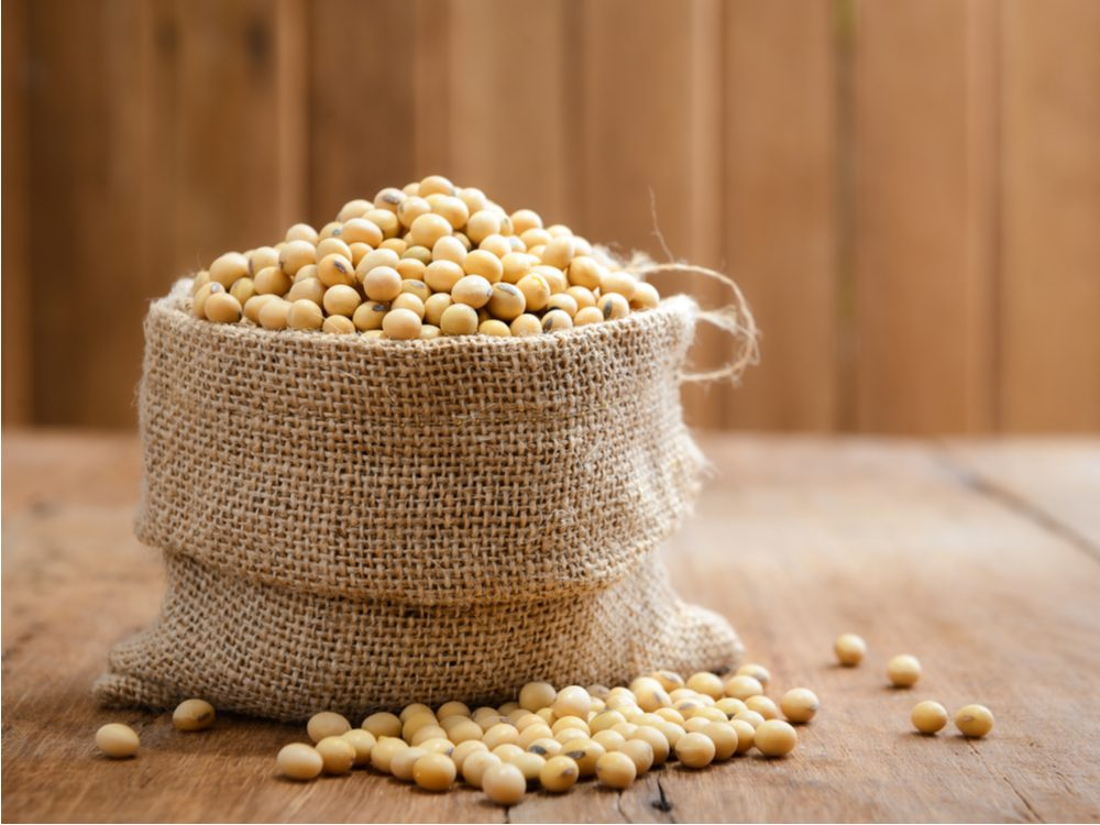 Home remedies - Soy beans