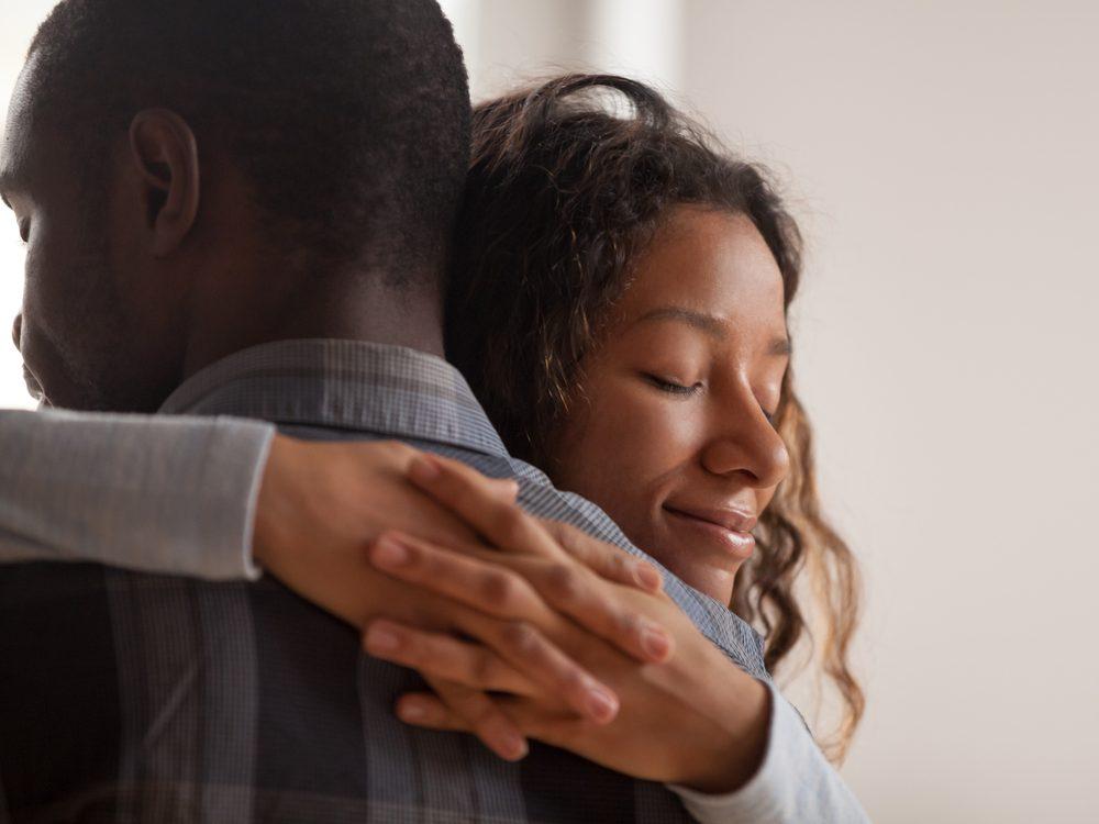 overcoming envy embrace