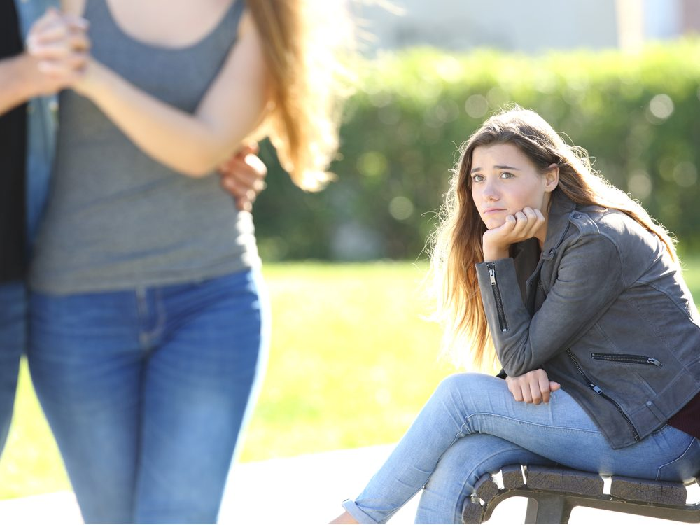 overcoming envy woman