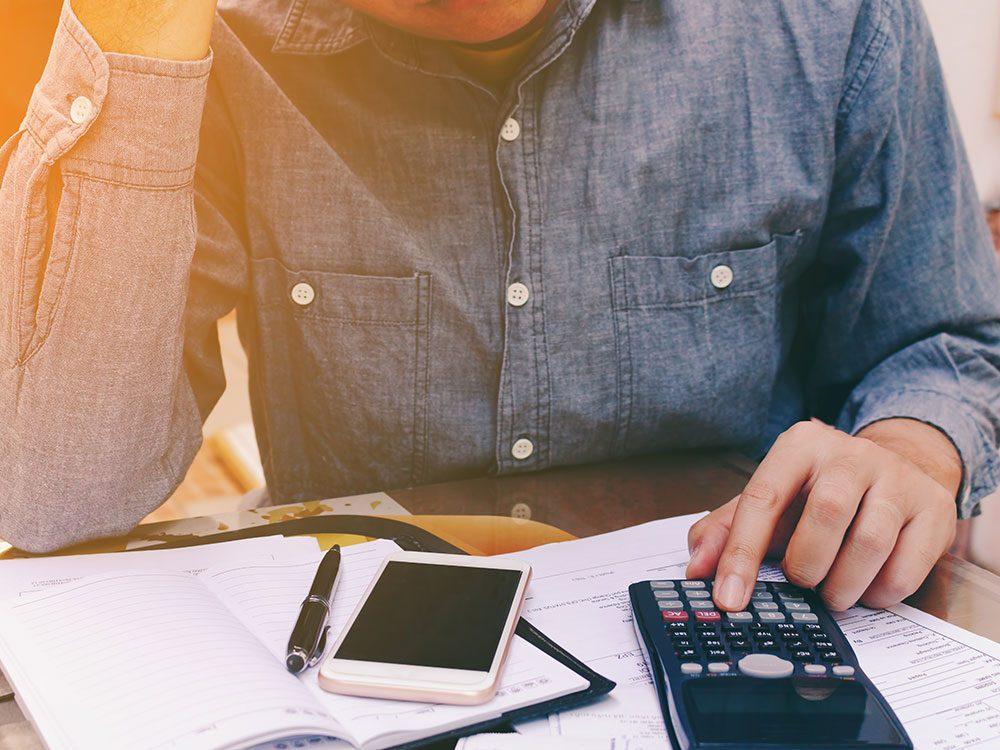 Paying summer utility bills