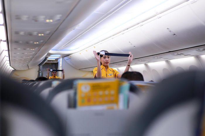 flight attendant safety