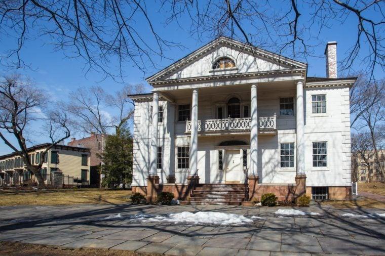 Historic Morris-Jumel Mansion in Manhattan