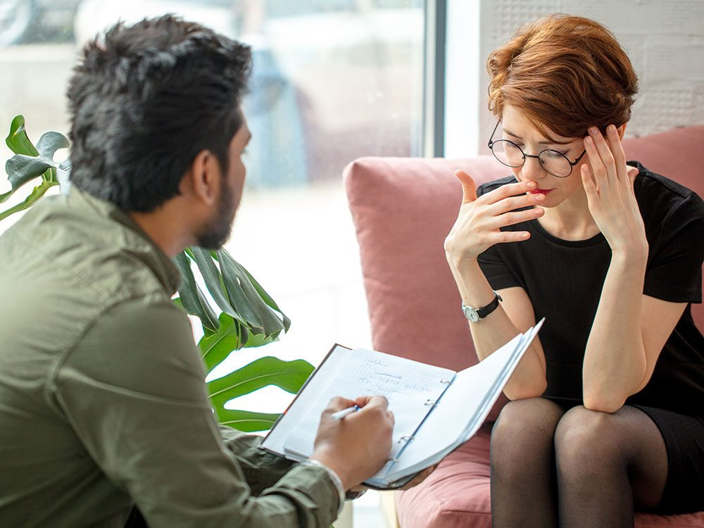 Signs you could use the help of a therapist