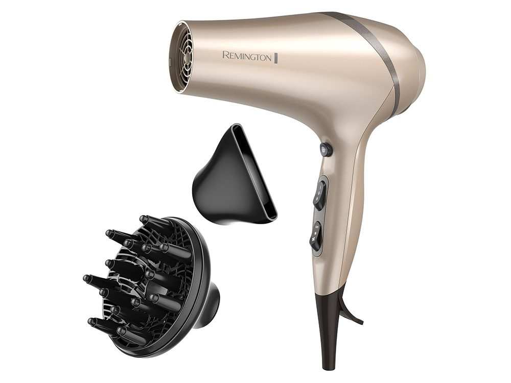 Test Drive: Remington Pro Hair Dryer with Colour Care Technology