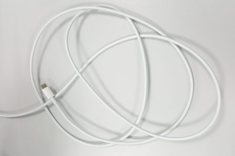 Charging cable , charger