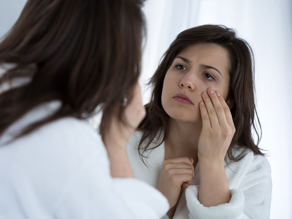 Therapist can help with distorted self image