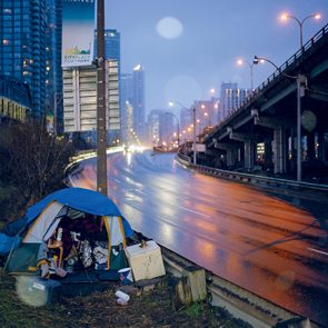 Homelessness in Toronto