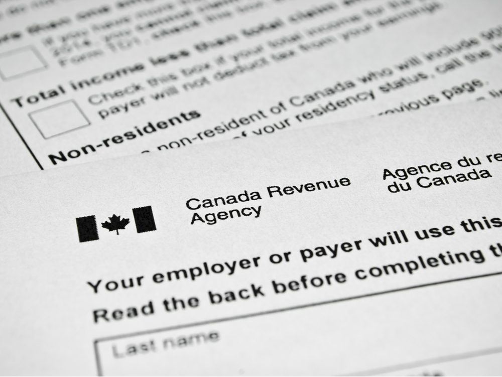 unfair taxes CRA
