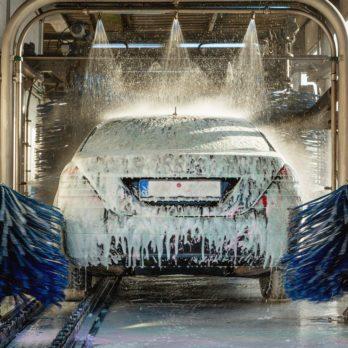 Will a Car Wash Hurt Your Car's Finish?
