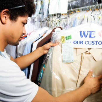 9 Clothing Care Tips From Dry Cleaners You'll Wish You Knew Sooner