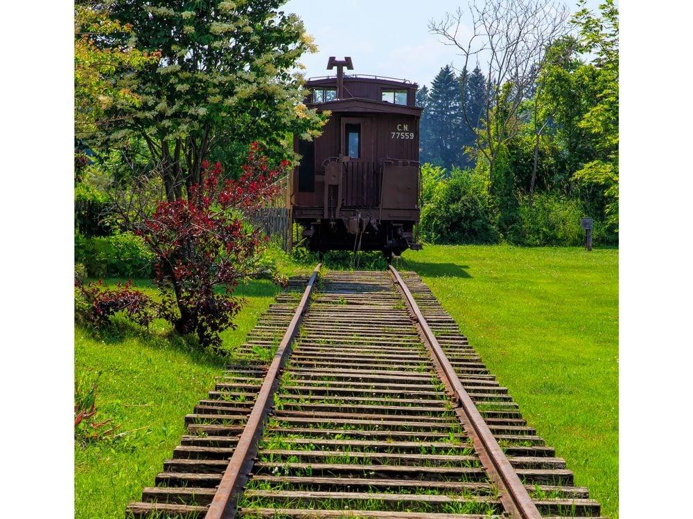 1920's train
