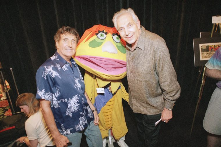 Puppeteers Sid and Marty Kroft, Beverly Hills, USA