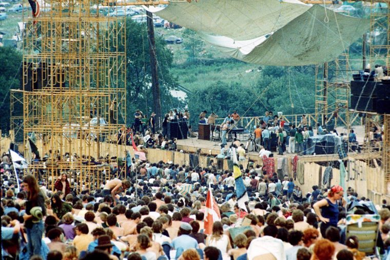 WOODSTOCK 1, BETHEL, USA