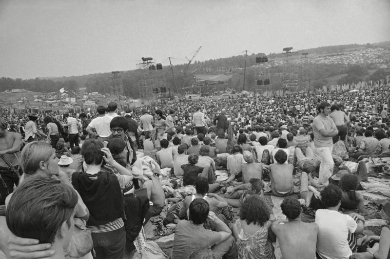 Woodstock 1969, Bethel, USA