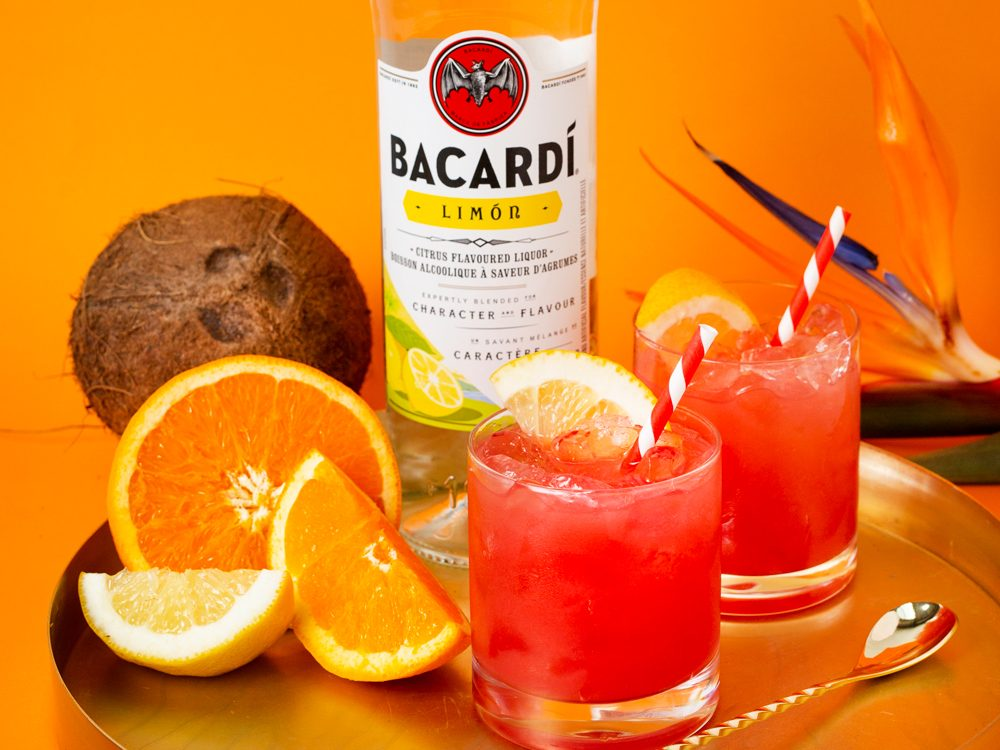 Simple Summer Cocktails to Spice Up the Labour Day Long Weekend