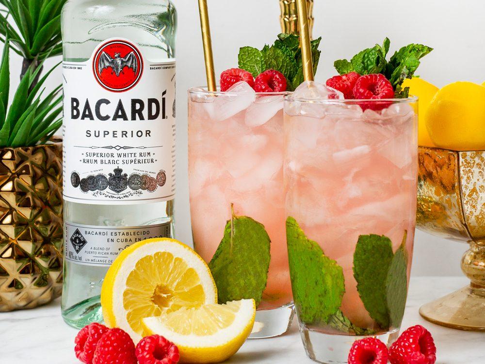 Bacardi Summer Sounds cocktail
