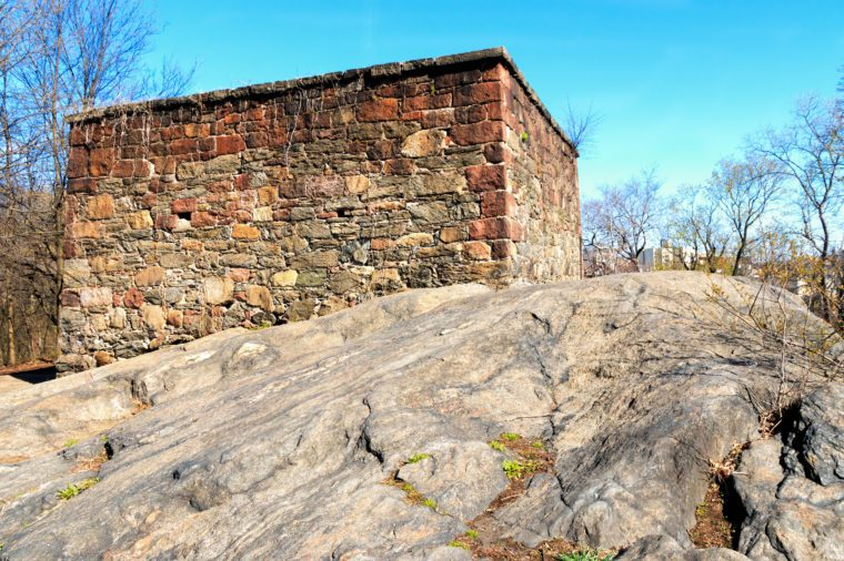 Blockhouse No. 1 - Central Park - New York City