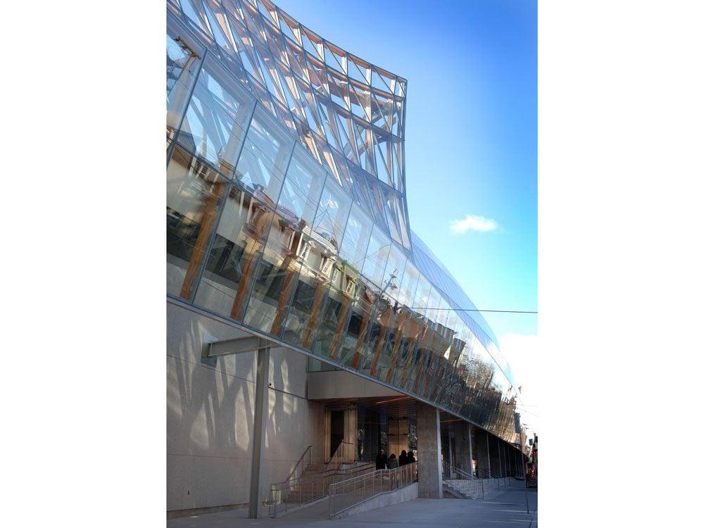 Art Gallery of Ontario exterior